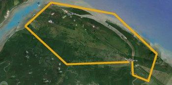 ULM Guyane - vol 60 mn