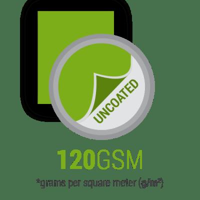120gsm | Niepowlekana