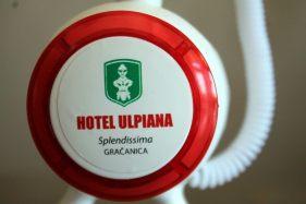 Hotel Ulpiana Logo - Modern new 2014