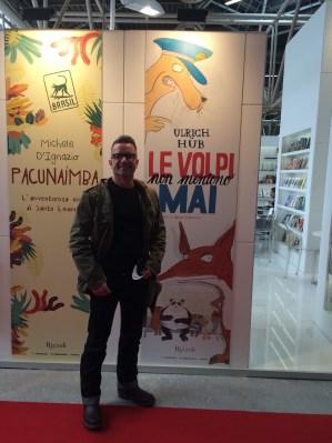 Kinderbuchmesse in Bologna