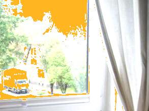 Anderer Blick aus dem Fenster
