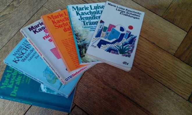 Bücher von Marie Luise Kaschnitz
