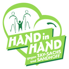 Hand in Hand gegen Tai-Sachs und Sandhoff