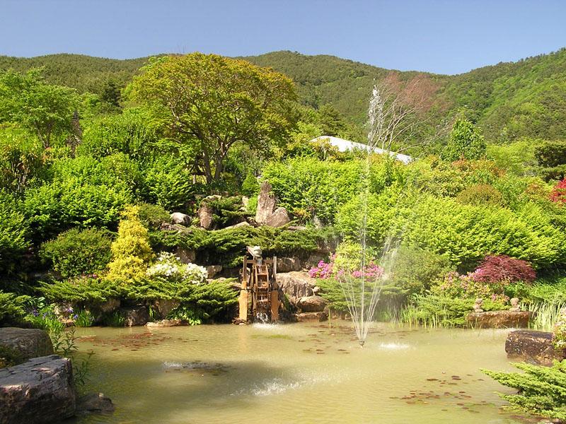 Another botanical garden