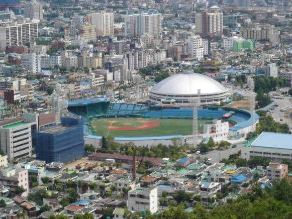 Daejeon today