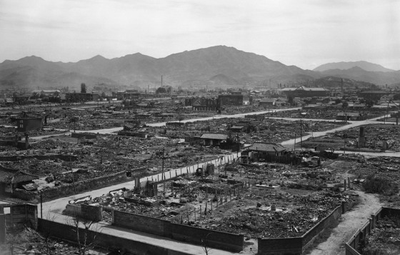 Downtown Daejeon, merely 60 years ago. (originally posted on todayhumor.co.kr/)