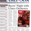 The Ulster-Scot Newspaper - Update