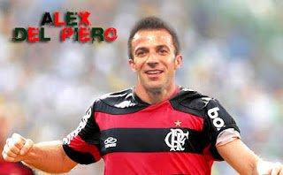 A negociação de 2012 virou lenda, mas ainda é possível ver Del Piero no Flamengo