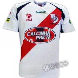 Agora só falta o Boca Juniors ser patrocinado pelo Calypso