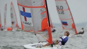 Jan Boersma conseguiu a única medalha olímpica da história antilhana
