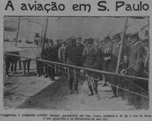 Registro de O Estado de S. Paulo