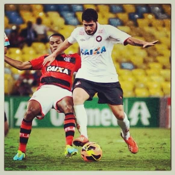Seu melhor jogo foi contra o Flamengo, pelo Brasileiro. Marcou seu primeiro e único gol.