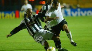 Nem Tevez deu conta do Figueirense de 2005