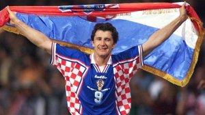 Suker aproveitou a independência da Croácia e foi artilheiro da Copa de 98