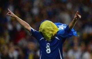 Slovakia+v+Bosnia+Herzegovina+FIFA+2014+World+FnXHUGJTCvgl