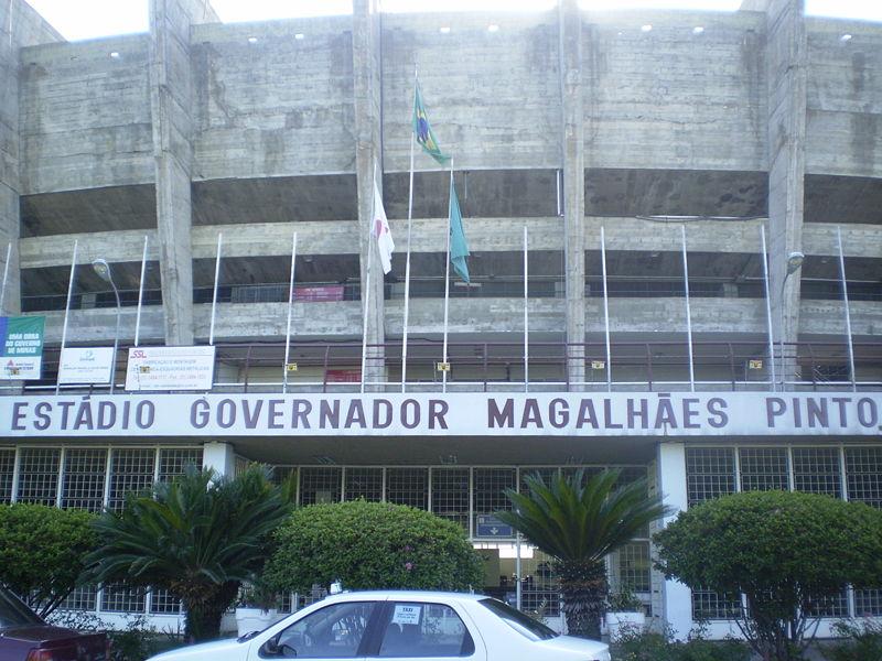 Mineirão, em Belo Horizonte (MG)