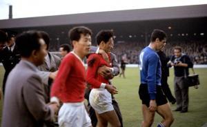 Seleção da Coreia do Norte surpreendeu a Itália em 1966