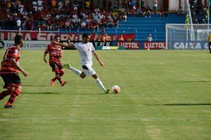 Contra o Atlético Goianiense, a Aparecidense venceu uma e empatou outra partida da primeira fase (Reprodução/Facebook)