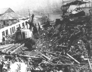 Terremotos no sul do Chile em 1960 estão entre os maiores desastres da história