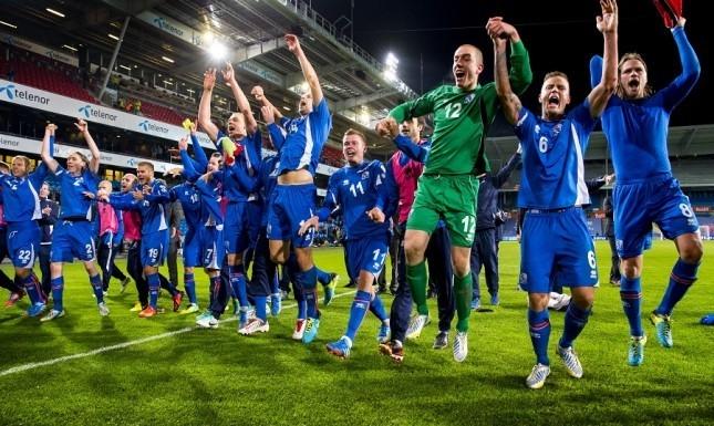 Vamos pra Rússia, Islândia!