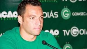 Daniel Carvalho, o reforço mais badalado do Goiás em 2016 (Rosiron Rodrigues/Goiás EC)