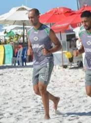 Leandro Euzébio na Cabofriense