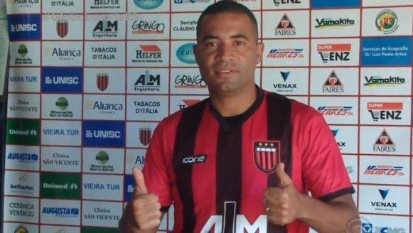 Wellington Monteiro no Guarani-RS