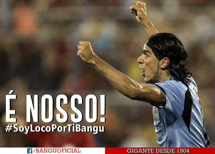 Loco Abreu Bangu FC