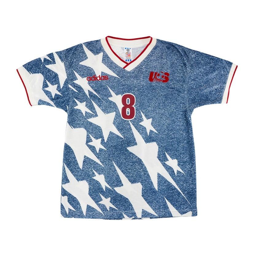 EUA (camisa reserva, de 1994): 499,99 libras (R$ 3276,78)
