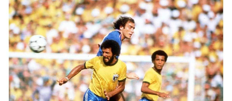 Brasil x Itália — Copa do Mundo 1982 (Segunda Fase)