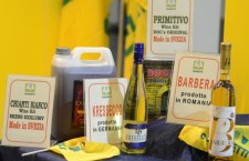 Il falso ora pure in enoteca:  Coldiretti denuncia a Vinitaly il kit che produce vino d'autore