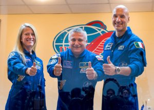 Expedition 36 Press Conference
