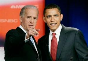 Joe Biden, Barack Obama