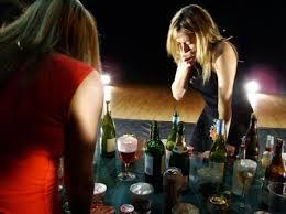donne alcol