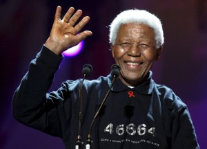 Nelson Mandela to celebrate his 95th birthday