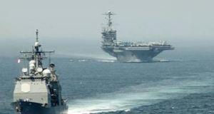flotta usa siria