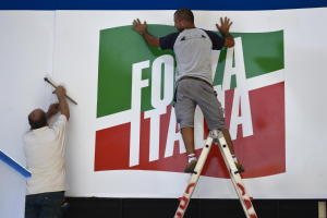 manifesto forza italia