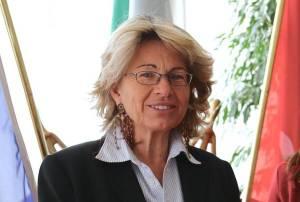 La presidente del Porto di Trieste, Marina Monassi