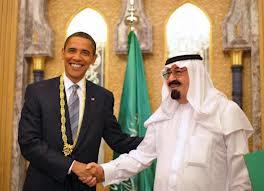 obama re saudi