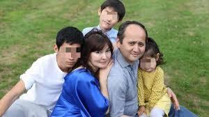 Ablyazov e famiglia