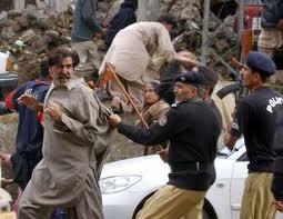 Scontri nel Kashmir