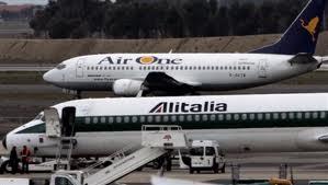 alitalia air one