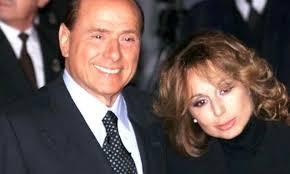 Berlusconi e la figlia Marina