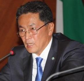 ambasciatore Yerzhan Yessirkepov