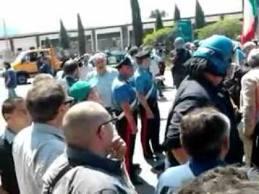 Manifestazione tribunali