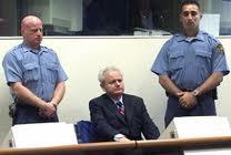 Milosevic sotto processo