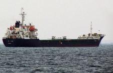 Da tre mesi un mercantile italiano é parcheggiato nelle acque del Bosforo