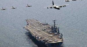 portaerei aerei usa