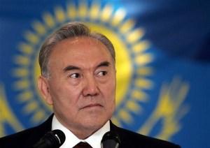 Presidente Nazarbaev