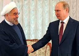 Hassan Rouhani - Vladimir Putin
